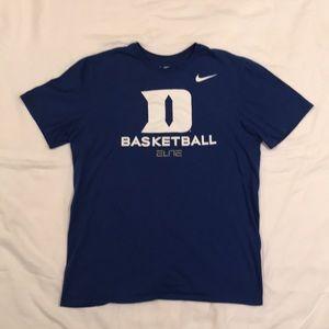 Nike Elite Duke Basketball T-shirt